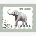 Ele. Briefmarken Asien