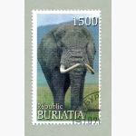 Ele. Briefmarken Buriatia