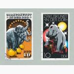 Ele. Briefmarken DDR