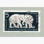 Ele. Briefmarken DDR 5