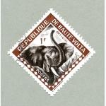 Ele. Briefmarken De Haute Volta