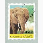 Ele. Briefmarken Guinea
