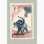 Ele. Briefmarken Monaco