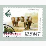 Ele. Briefmarken Mosambik