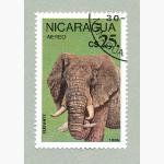 Ele. Briefmarken Nicaragua