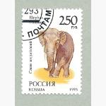 Ele. Briefmarken Russland 1993