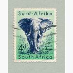 Ele. Briefmarken South Africa