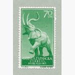 Ele. Briefmarken Spanisch Guinea 1957