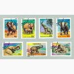 Ele, Briefmarken Tanzania