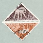 Ele. Briefmarken Tschad
