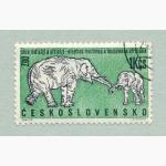 Ele. Briefmarken Tschecheslowakei