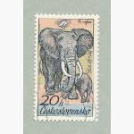 Ele. Briefmarken Tschecheslowakei 2