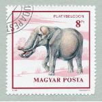 Ele. Briefmarken Ungarn 1