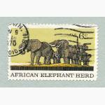 Ele. Briefmarken USA