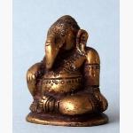 Ele. Bronze Kl Ganesha