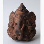 Ele. Ganesha kegelförmig