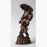 Ele. Ganesha mit Schirm