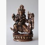 Ele. Ganesha tanzend