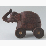 Ele.Holz-Box auf Rädern