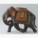 Ele.Holz handbemalt Rajasthan Indien