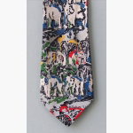 Ele. Krawatte Rolf Knie for Lehner