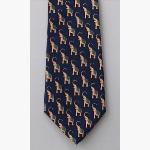 Ele. Krawatte Salvatore Ferragamo