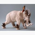 Ele. Plastik Kampfelefant Schleich