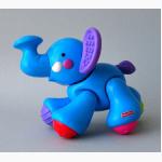 Ele. Plastik mechanisches Spielzeug 3