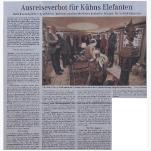 Wümme Zeitung  20.11.2013