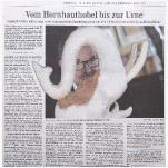 Wümme Zeitung  24. Februar 2014