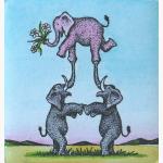 Elefantenpyramide