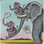 Elefantenrutsche