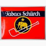 Ele. Emailleschild Tabak Schweiz