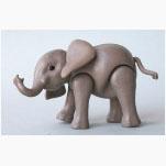 Ele. Kl. Playmobil- Elefant