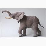 Ele. SAFARI Afrikanischer Elefant