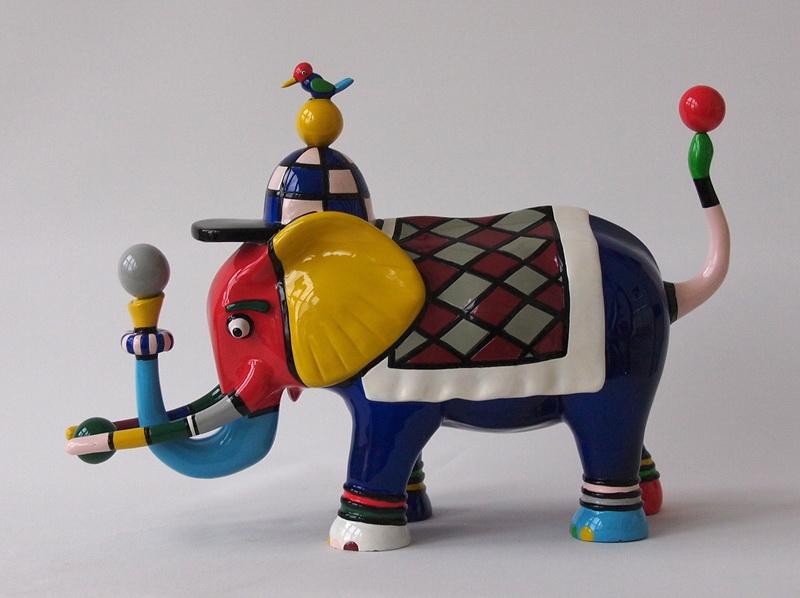 Otmar Alt Elefant